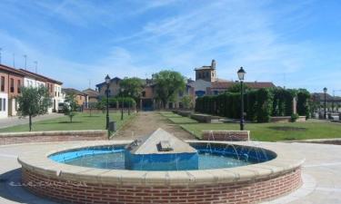 Hostal Camino de Santiago en Frómista (Palencia)