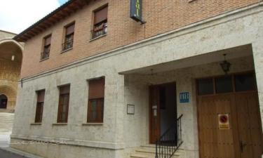 Hostal Las Cantigas en Villalcázar de Sirga a 21Km. de Frómista