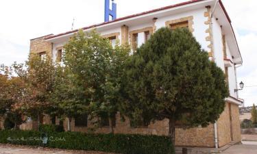 Hostal El Ciervo en Villaciervos (Soria)