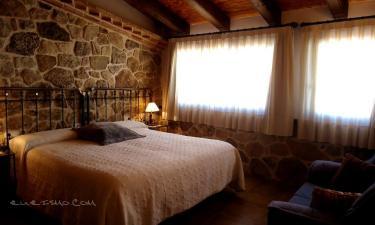 Hostal Casa Laure y Mª Jose en Arens de Lledó a 49Km. de Rasquera