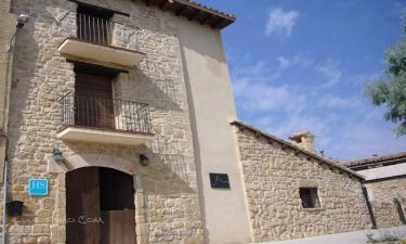 Fonda La Grancha en La Fresneda (Teruel)