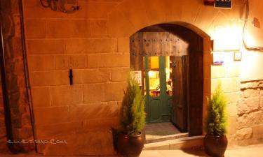 La Casa de Sebastián en Valderrobres a 24Km. de Arens de Lledó