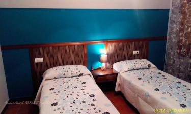 Hostal de la Villa en Molinos a 45Km. de Forcall