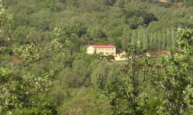 Hostal Baños del Sagrario en San Pablo de los Montes a 25Km. de Gálvez