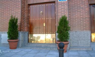 Hostal La Fragua en Cebolla (Toledo)