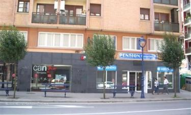 Pensión Buenavista Portugalete en Portugalete (Vizcaya)