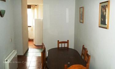 Casa Melero en Luesia (Zaragoza)