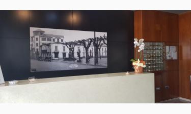 Hotel Nogallas en Ordes a 60Km. de Vilarmaior