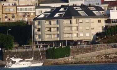 Hotel El Hórreo en Corcubión a 25Km. de Olveira