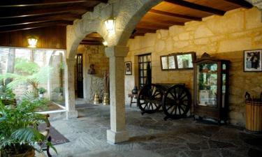 Hotel Gastronómico Casa Rosalía