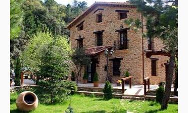 Hotel de Montaña Cueva Ahumada en Villaverde de Guadalimar a 31Km. de Segura de la Sierra
