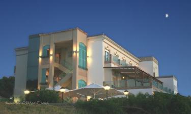 Hotel Noguera Mar en Denia (Alicante)