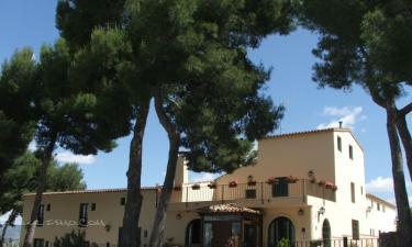 Hotel Rural Castillo de Biar en Biar a 9Km. de Cañada