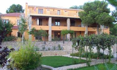 Hotel Rural El Sester en Torremanzanas a 18Km. de Aigües