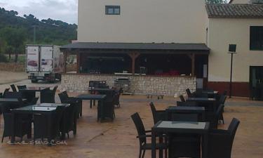Hotel Restaurante Fanecaes en Biar a 25Km. de Virtudes