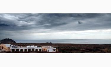Hotel Cortijo El Paraiso en Níjar a 35Km. de Pechina