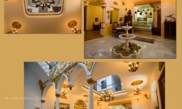 Hotel Casapalaciega  en Berja (Almería)
