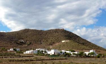 Hotel Villa Maltes en San José a 13Km. de Los Albaricoques
