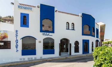 Hotel la Kabila en Instinción (Almería)