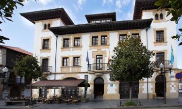 Hotel Casa España en Villaviciosa a 9Km. de Bayones