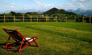 Hotel Rural Amada Carlota en Cabranes (Asturias)