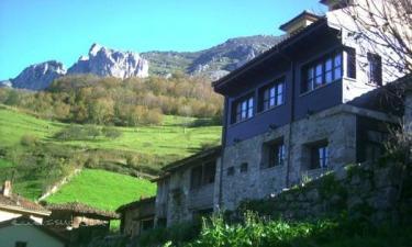 Hotel Rural La Sinriella en Proaza (Asturias)