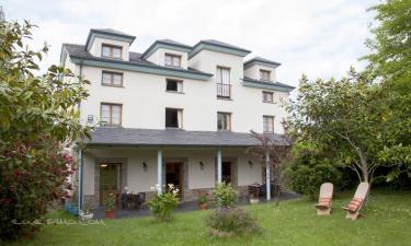 Hotel Casonas D'avellaneda en Navia a 24Km. de Burgazal
