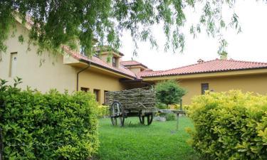 Hotel Pugide en Puertas de vidiago (Asturias)