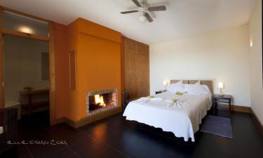 Hotel Rural El Mirador de Ordiales en Siero a 21Km. de Serín