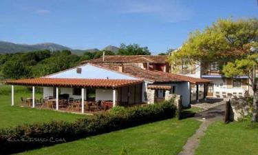Hotel Rural Cuartamenteru en Llanes a 12Km. de Puertas de vidiago