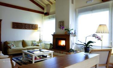 Hotel rural Arpa de Hierba en Llanes (Asturias)