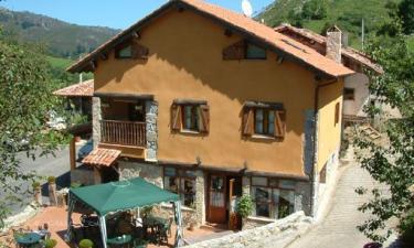 Hotel rural Coses de la Vita en Arriondas (Asturias)