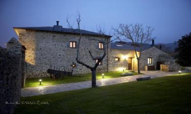 Hotel Casona Trabadelo en Vegadeo (Asturias)