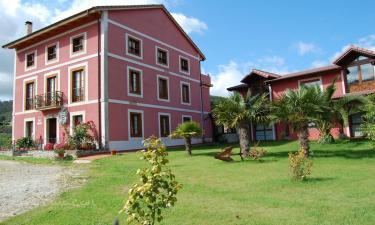 Hotel Casa Vitorio en Cudillero a 7Km. de Muros de Nalón