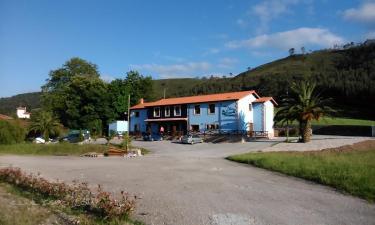 El Rincon de Yaxu en Puertas de vidiago (Asturias)