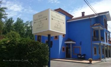 Hotel Sueño del Indiano en Cangas de Onís (Asturias)