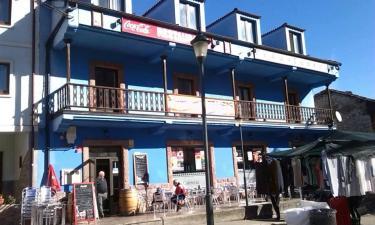Hotel Peñas Juntas en Proaza a 12Km. de Trubia