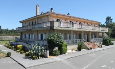 Hotel Reyes Astures en Lugo de Llanera a 23Km. de Veriña