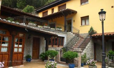 Hotel La Molinuca en Llonín a 9Km. de Puertas de vidiago