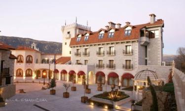 Hotel Real de Bohoyo GL en Bohoyo a 11Km. de Santa María de los Caballeros