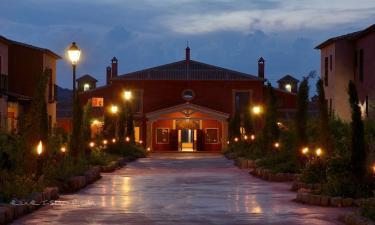 Hotel Rural San Miguel del Valle Amblés  en El Fresno a 7Km. de La Serrada