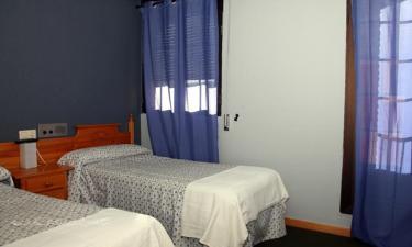Hotel El Bodegón de Gredos en Arenas de San Pedro a 19Km. de Hontanares