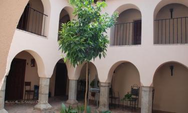 Hotel Rural Gran Maestre S.L en Cabeza del Buey a 53Km. de Guadalmez
