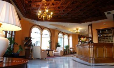 Hotel Aranda en Aranda de Duero a 31Km. de Peñaranda de Duero