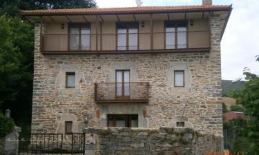 Hotel rural Siglo XIX en Noceco a 4Km. de Villasante