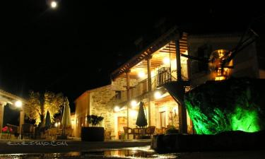 Hotel Rural Sierra de San Pedro en Herreruela (Cáceres)