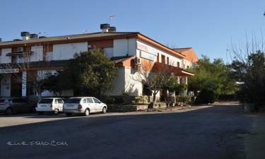 Hotel Perú en Trujillo (Cáceres)