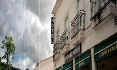 Complejo Hotel Laurel en Serradilla a 50Km. de Serrejón