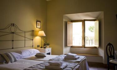 Hotel Rural el Duende del Chafaril en San Martín de Trevejo a 26Km. de Villasbuenas de Gata