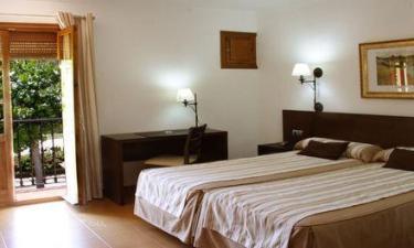Hotel Del Carmen en Prado del Rey a 45Km. de El Coronil
